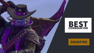Best Combos | Deadfire | Fortnite Skin Review