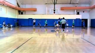 Leon Alexander Basketball Debut