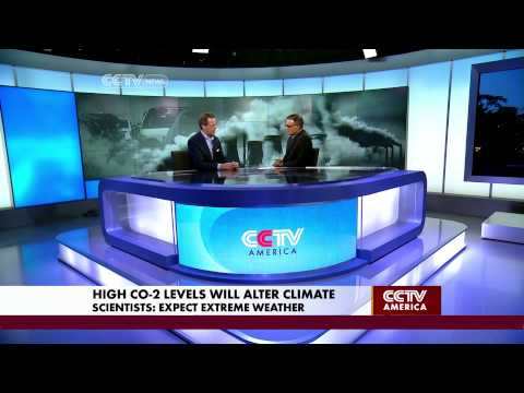 Bob Deans on Carbon Dioxide Levels