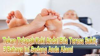 sakit di kaki bisa muncul karena bebagai sebab , karena banyak aktivitas berdiri , jalan , atau mema.