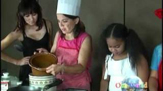 Our World Tv Show 21 Kids Cooking A Delicious Soup With Chef Jackie