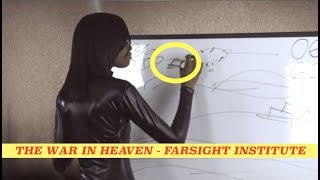 the war in heaven remote viewing revelation farsight institute courtney brown live