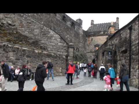 Jeff Wheeler Edinburgh Castle 2011