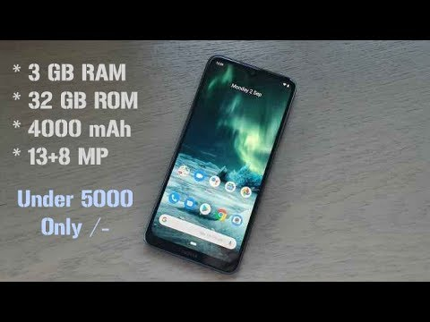 Top 3 Best Smartphone Under 5000 2020 [April]