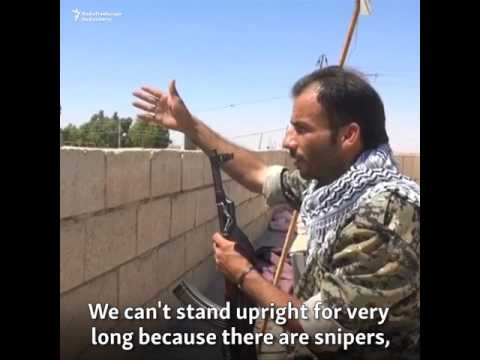 Battle Of Raqqa Begins