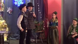 Шерлок Холмс Спектакль на английском языке Санкт-Петербург  Декабрь 2018