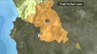 استمرار خرق الهدنة في يومها الثالث بسوريا