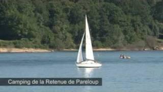 Camping de la Retenue de Pareloup - Le Film