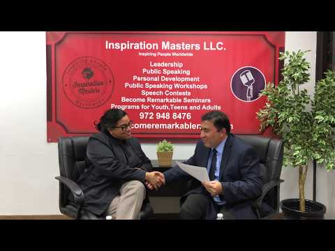 US India Chamber of Commerce Dallas- Fort Worth (USICOC) President Neel Gonuguntla