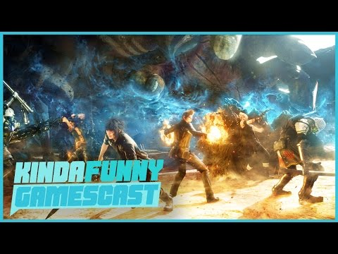 Final Fantasy XV and Resident Evil 7 – Kinda Funny Gamescast Ep. 97