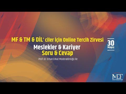 MF & TM & Dil'cilere Özel Online Zirvesi/2020