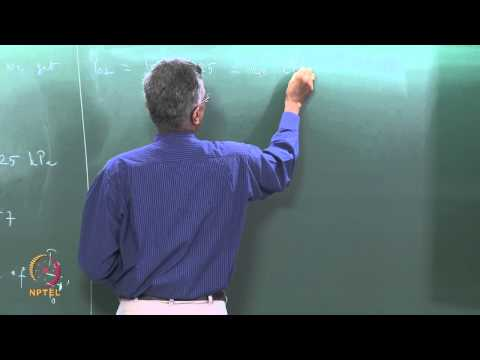 Mod-01 Lec-10 Rayleigh Flow / Fanno Flow