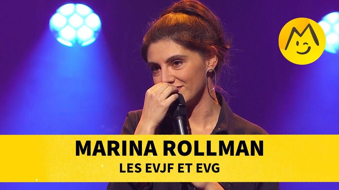 Marina Rollman - Les EVJF et EVG