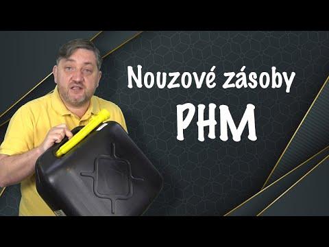 Nouzové Zásoby PHM