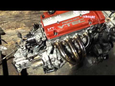 Used JDM Honda Prelude Engine Type S Prelude