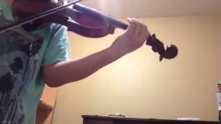 Mr.Chu (미스터 츄) Apink 에이핑크 violin cover 바이올린 커버