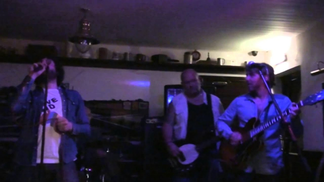 Double Denim Company gig - Railway Pub Alsager 10/7/2015
