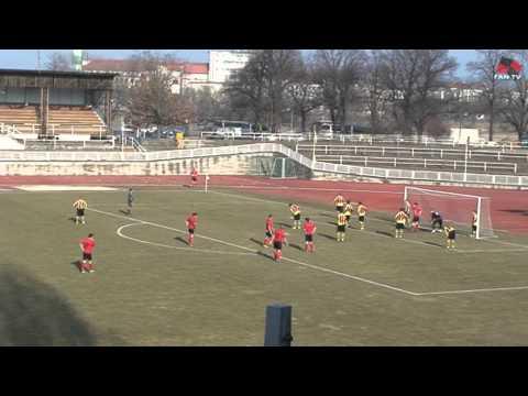 Tor: Dresdner SC 1898 2:0 Post SV Dresden - 05.03.2011