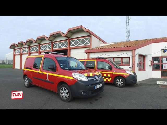 Luçon : le centre de secours recrute des volontaires