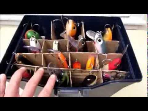 Homemade Musky Tackle Box For Under 15 Youtube