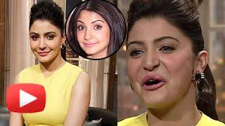LIP SURGERY   Finally! Anushka Sharma's BANG ON REACTION