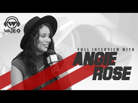 Angie Rose Interview: Talks New Music and Doing Urban Missions w/ Nicky Cruz