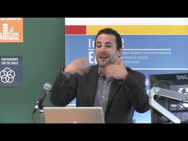 E. Scanu, N. Barrette et F. Anctil - De l'environnement au développement durable