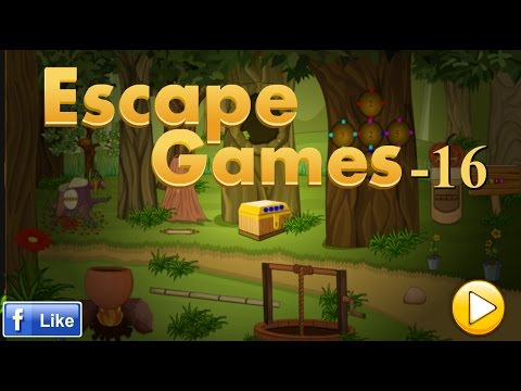 101 New Escape Games Escape Games 16 Android Gameplay Walkthrough Hd Youtube