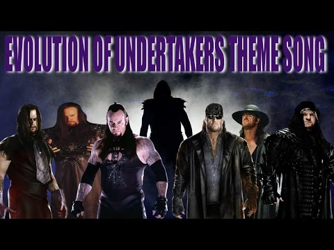 The Evolution Of Undertakers Theme Song