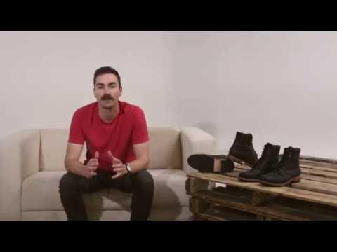 WILCOX Boots Kickstarter Campaign Video