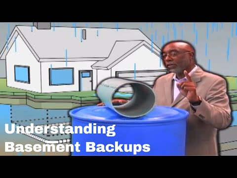 how to stop garage sanitary sewer smell