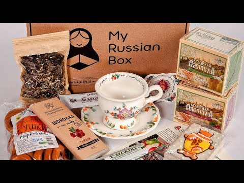 Russian Tea Party with #MyRussianBox + GIVEAWAY!!!