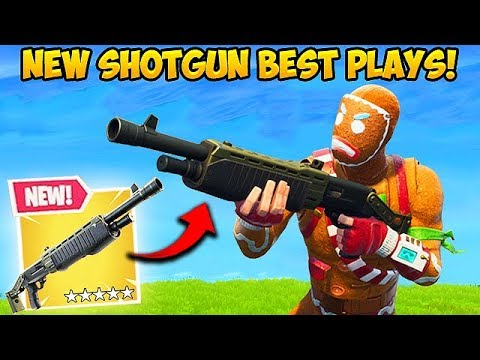 *NEW* LEGENDARY PUMP IS INSANE! - Fortnite Funny Fails and WTF Moments! #395