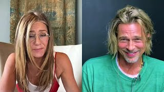 Brad Pitt and Jennifer Aniston Still Have Chemistry