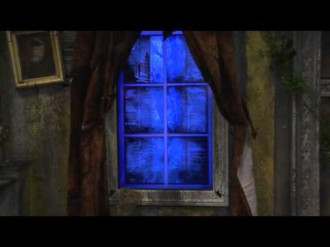 Digital CGI Animation for Haunted House - Zombie Farmer