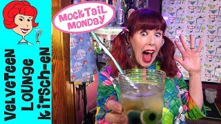 Mocktail Monday: Slumber Party of Horror
