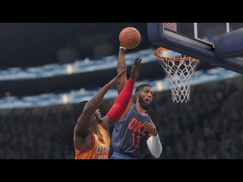 NBA LIVE Playoffs 2018 Utah Jazz vs Oklahoma City Thunder Full NBA Game 7 | NBA LIVE 18