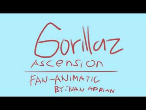 GorillazAscension Fananimatic