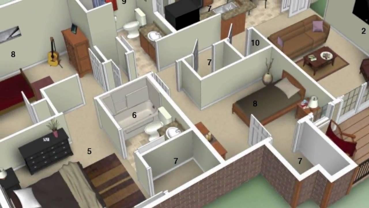 Studio Apartment Joplin Mo terrace green apartments, joplin, mo - property tour - youtube
