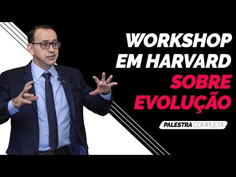 Meu Workshop na Universidade de Harvard   Transmissão ao vivo   José Roberto Marques