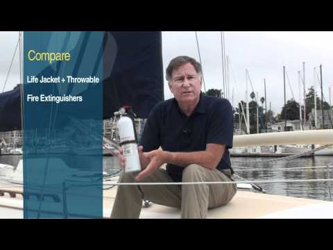 Choosing Safety Gear For Your Boat