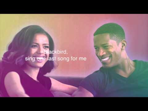 Blackbird Lyrics- NONI (Beyond the Lights Soundtrack)