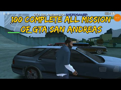 How To Complete All Missions In Gta San Andreas Pc