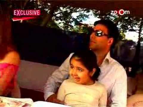 Akshay Kumar on film, family and more - YouTube