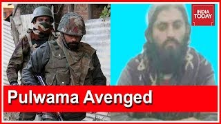 Pulwama Mastermind Killed : Ground Report From Pulwama Encounter Site | Exclusive