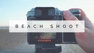 Hasselblad X1D Beach Shoot