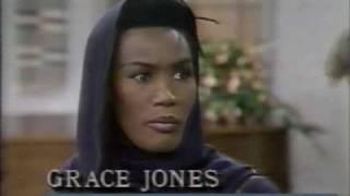 Grace Jones - The Regis and Kathie Lee Show