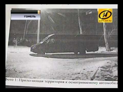 Спящего хозяина чуть не угнали в собственном авто, РБ