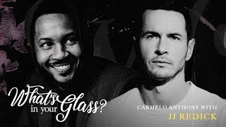 JJ Redick on Retirement, Podcasting, and How the NBA has Grown Up   #WIYG with Carmelo Anthony