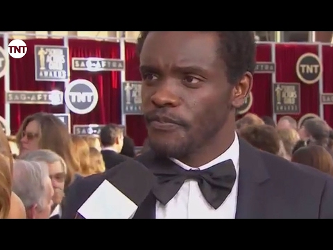 Chris Chalk  Red Carpet  SAG Awards